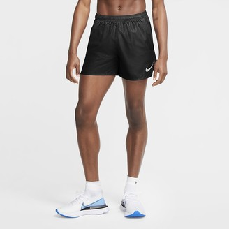 Nike Men's Printed Running Shorts Challenger Future Fast