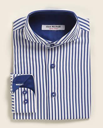 Isaac Mizrahi Boys 4-7) Stripe Dress Shirt