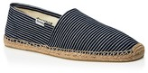 Soludos Men's Original Dali Denim Stripe Espadrilles