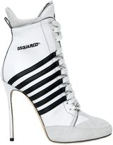 DSQUARED2 120mm Julie 251 Leather Boots