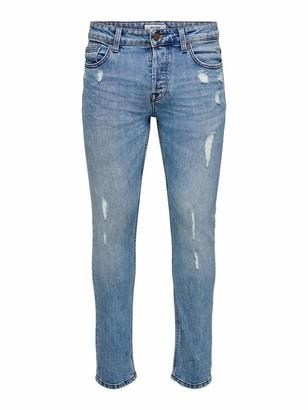 ONLY & SONS Men's ONSLOOM Slim CAN L PK 5581 NOOS Jeans