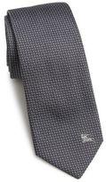 Burberry Textured Silk Tie