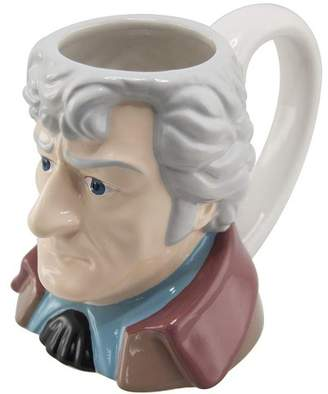 Doctor Who Seven20 The Third Doctor Ceramic 3D Mug Jon Pertwee