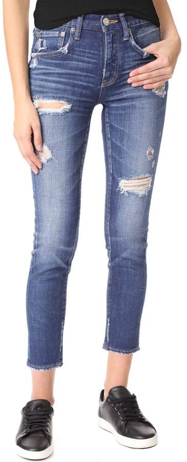 Moussy ISKO Comfort Ace Skinny Jean