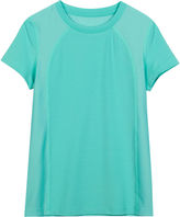 New Balance Short-Sleeve Performance Tee - Girls 7-16