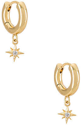 Five and Two jewelry Constance Earring