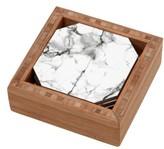 DENY Designs Marble Coaster Set