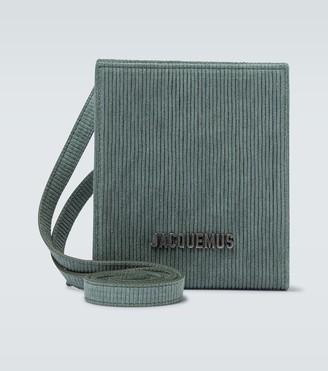 Jacquemus Le Gadjo leather wallet