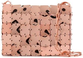 Paco Rabanne Iconic 1969 chain strap shoulder bag