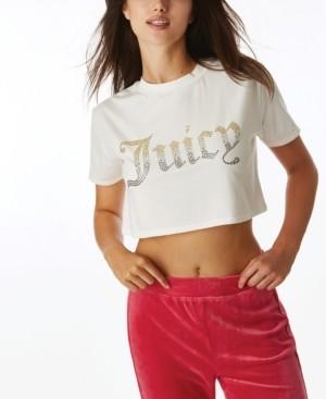 Juicy Couture Women's Rhinestone T-Shirt