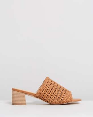 Therapy Picasso Woven Mules