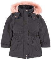Esprit False fur-lined parka