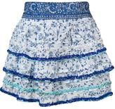 Poupette St Barth - 'Bibi' mini skirt - women - Cotton - XS