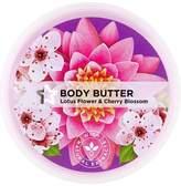 Superdrug Lotus Flower & Cherry Blossom Body Butter