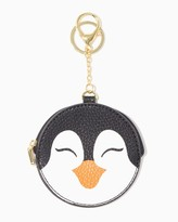 Charming charlie Penguin Coin Purse Keychain