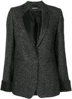Ann Demeulemeester buttoned blazer