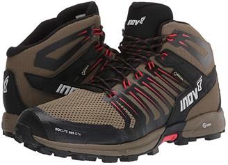 Inov-8 Roclitetm 345 GTX(r) (Brown/Red) Men's Shoes