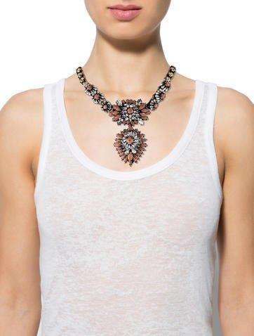 Shourouk Wax Nude Necklace