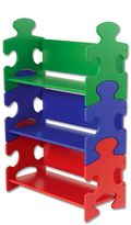 Kid Kraft Puzzle Bookshelf