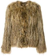 Yves Salomon oversized jacket