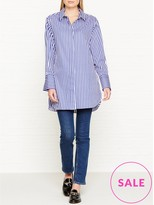 By Malene Birger Frincana Oversized Stripe Shirt