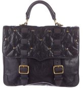 Rebecca Minkoff Leather Flap Satchel