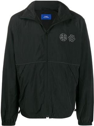 Rassvet Zipped Sport Jacket