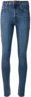 Nobody Denim Cult skinny split jeans