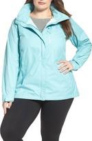 Columbia Plus Size Women's Pouration Waterproof Jacket