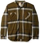 Levi's Men's Denhall Long Sleeve Flannel Shirt