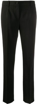 Dolce & Gabbana high-waisted tailored trousers