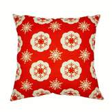 Nation Ltd. Ntion LTD Ntion Pillow Cse Clernce ♥ Xms Christms Sof Bed Home Decortion Festivl Cushion Cover