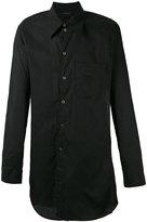 Ann Demeulemeester buttoned shirt - men - Cotton - S