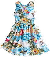 Disney Mickey Mouse and Friends Hawaiian Dress for Girls