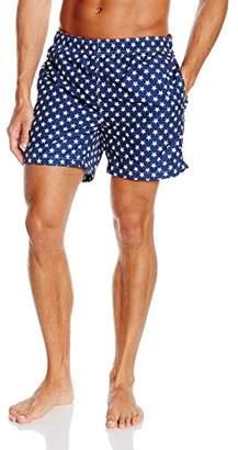 Gant Men's Shorts Blue Blau (NAVY 405)