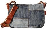 Patricia Nash Rosa Square Flap Saddle Bag