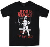 Licensed Tees Star Wars Graphic Cotton Tee