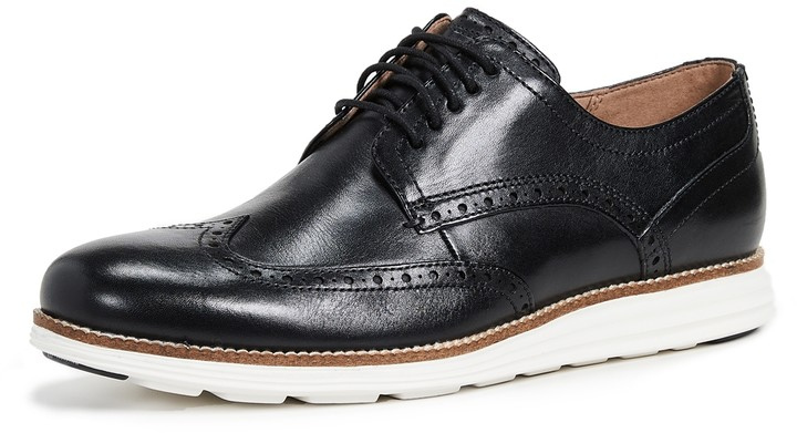 Cole Haan Original Grand Short Wingtip Oxford Shoes