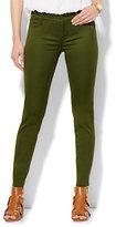 New York & Co. Soho Jeans Color SuperStretch Legging - Released Hem