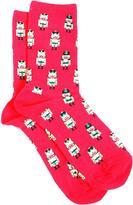 Hot Sox Women's Nutcracker Socks