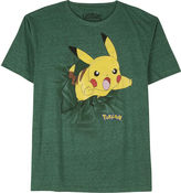 Pokemon Novelty T-Shirts Pikachu Pokmon Burst Graphic Tee