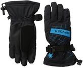 Spyder Overweb Ski Gloves (Big Kids)