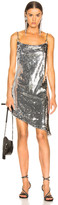 Sandy Liang Tonya Dress in Disco   FWRD