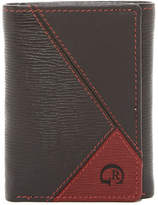 Robert Graham Tandu Trifold Leather Wallet
