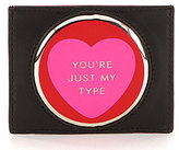 Kate Spade Be Mine Collection Heart Card Holder