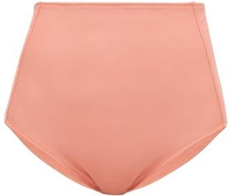 Araks Yumi High-rise Bikini Briefs - Womens - Pink