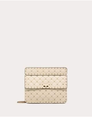 Valentino Garavani Medium Rockstud Spike Nappa Leather Bag