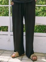 [Unisex] Wide Pants Black