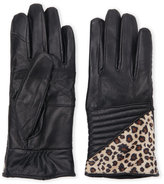 c-lective Genuine Leather Touch Screen Moto Gloves
