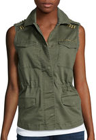 A.N.A a.n.a Studded Military Vest - Tall